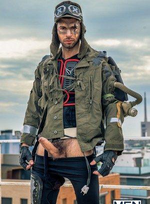 Wild Gay Dario Beck,