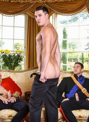 Hot Boy Theo Ford,Connor Maguire,