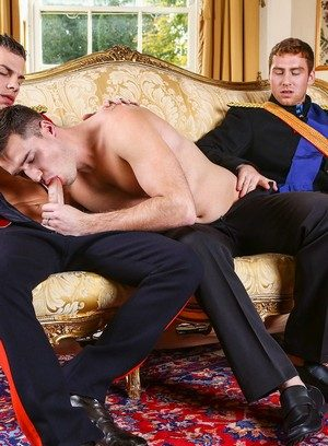 Hunky Gay Theo Ford,Connor Maguire,