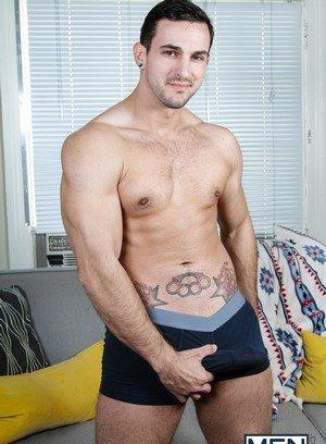 Sexy Guy Landon Mycles,Phenix Saint,