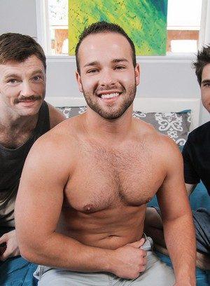 Hot Guy Dennis West,Will Braun,Luke Adams,