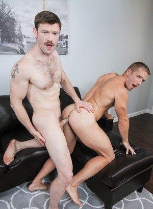 Horny Dennis West,Scott Riley,