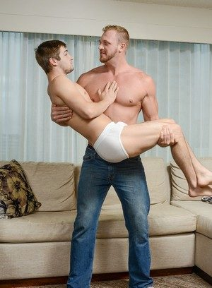 Naked Gay Josh Peters,Johnny Rapid,