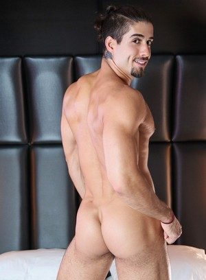 Sexy and confident Diego Sans,Bennett Anthony,