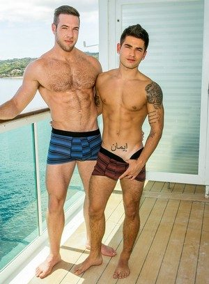 Hot Gay Vadim Black,Alex Mecum,