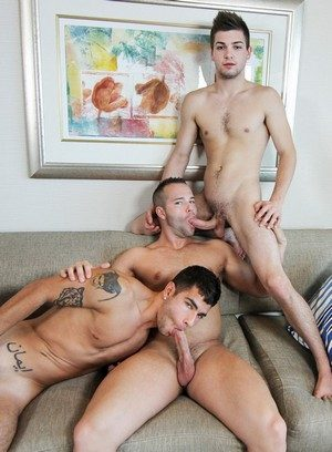 Good Looking Guy Vadim Black,Luke Adams,Johnny Rapid,