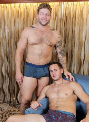 Cock Hungry Dude Brenner Bolton,Colby Jansen,
