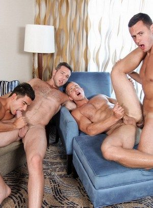 Horny Gay Vadim Black,Landon Mycles,Alex Mecum,Brenner Bolton,