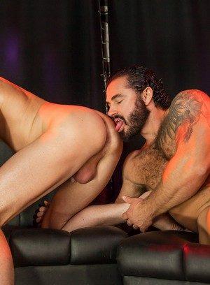 Hunky Gay Sam Barclay,Jessy Ares,