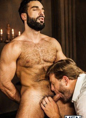 Naked Gay Abraham Al Malek,