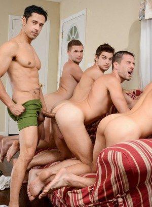 Hot Boy Rafael Alencar,Dylan Knight,Jack Radley,Zac Stevens,Johnny Rapid,