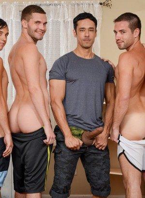 Sexy Dude Rafael Alencar,Dylan Knight,Jack Radley,Zac Stevens,Johnny Rapid,