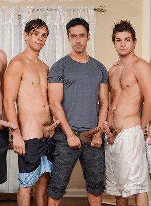 Cock Hungry Rafael Alencar,Dylan Knight,Jack Radley,Zac Stevens,Johnny Rapid,