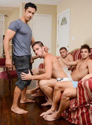Sexy Gay Rafael Alencar,Dylan Knight,Jack Radley,Zac Stevens,Johnny Rapid,
