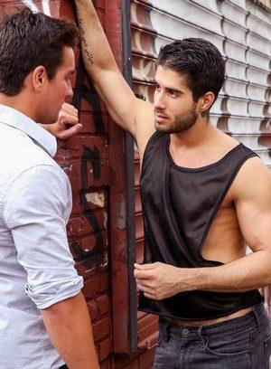 Hot Gay Jordan Boss,Diego Sans,