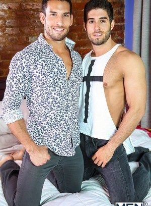 Hot Gay Ricky Decker,Diego Sans,