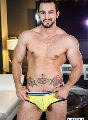 Sexy Gay Phenix Saint,Tommy Regan,