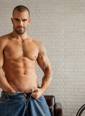 Sexy Guy Diego Lauzen,Gabriel Cross,