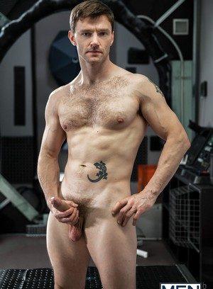 Naked Gay Dennis West,Luke Adams,