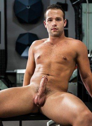 Horny Gay Dennis West,Luke Adams,