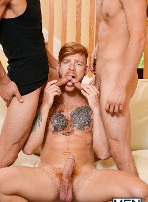 Cocky Boy Darin Silvers,Armando De Armas,Adam Bryant,Bennett Anthony,Johnny Rapid,