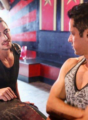 Hot Gay Rafael Alencar,Jack Hunter,