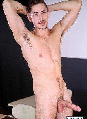 Naked Gay Dirk Caber,Jack Hunter,