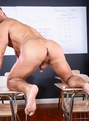 Sexy and confident Jack Hunter,Dirk Caber,