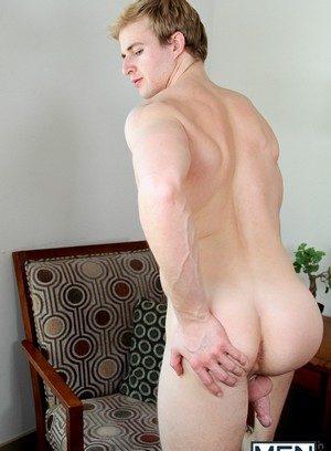Seductive Man Josh Peters,Cameron Foster,