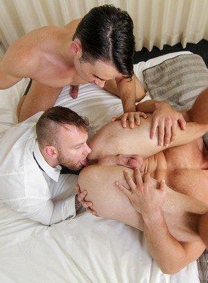 Horny Gay Damien Michaels,Addison Graham,Landon Mycles,