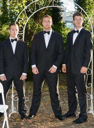 Hot Gay Jj Knight,Tommy Regan,Connor Maguire,