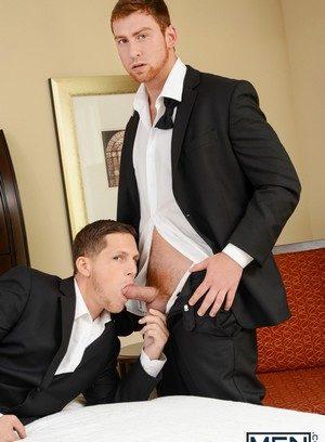 Sexy and confident Roman Todd,Connor Maguire,