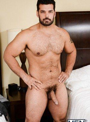 Muscle man Darin Silvers,Marcus Ruhl,
