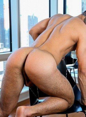 Handsome Guy Will Braun,Diego Sans,