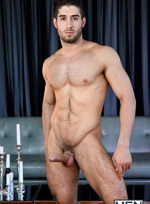 Seductive Man Will Braun,Diego Sans,