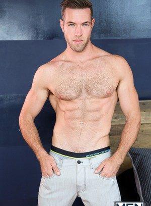 Sexy Dude Alex Mecum,Landon Mycles,