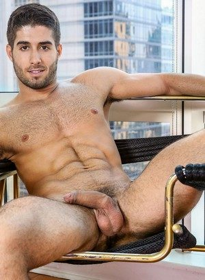 Handsome Guy Diego Sans,Alex Mecum,