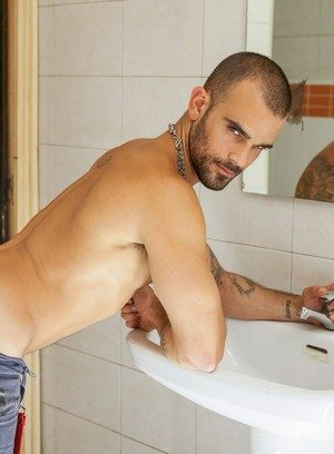 Handsome Guy Damien Crosse,Jimmy Fanz,