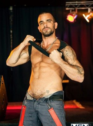 Big Dicked Gay Damien Crosse,Pierre Fitch,Jimmy Fanz,Dominique Hansson,Abraham Al Malek,