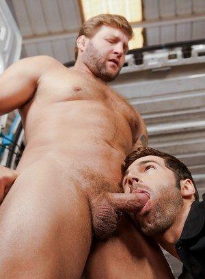 Hunky Gay Dario Beck,Colby Jansen,