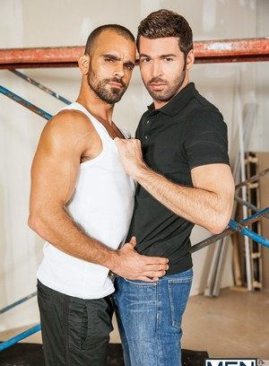 Hot Guy Dario Beck,Damien Crosse,