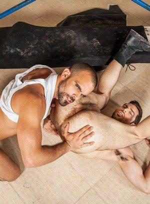 Horny Gay Damien Crosse,Dario Beck,