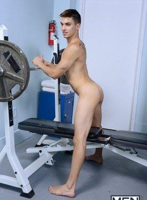 Naked Gay Anthony Verusso,Jaxton Wheeler,