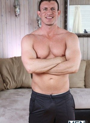 Handsome Guy Garrett Cooper,Tanner Brock,