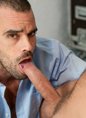 Naked Gay Damien Crosse,Theo Ford,