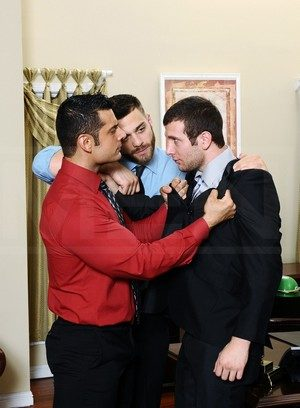 Cute Gay Spencer Fox,Marcus Ruhl,Tommy Defendi,