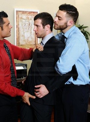 Wild Gay Spencer Fox,Marcus Ruhl,Tommy Defendi,