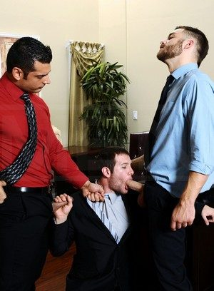 Handsome Guy Spencer Fox,Marcus Ruhl,Tommy Defendi,