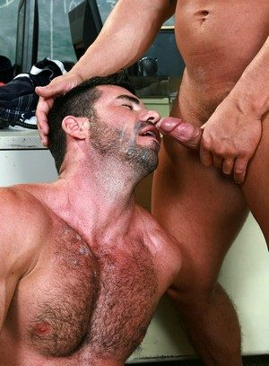 Good Looking Guy Braden Charron,Billy Santoro,