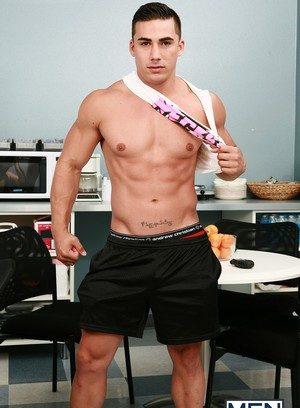 Hot Gay Topher Di Maggio,Landon Conrad,